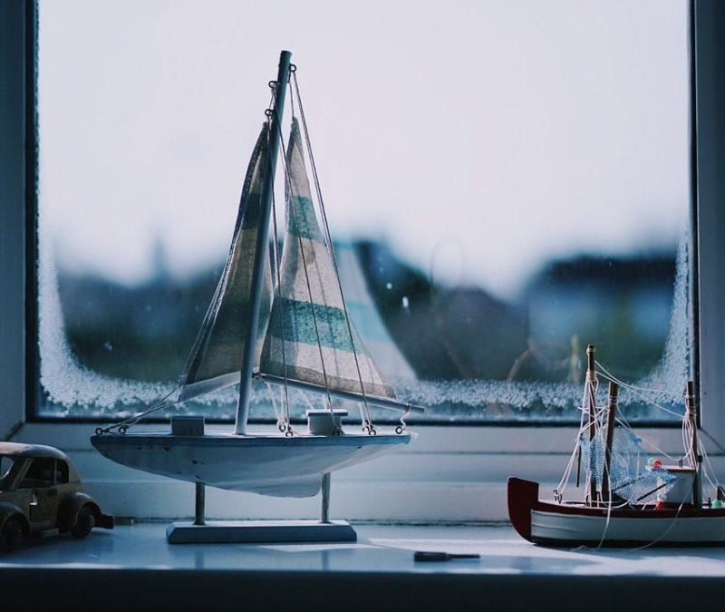 ヨット模型