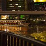 水上バス 夜景