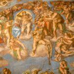 ミケランジェロ、天井画