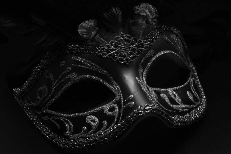 舞踏会のマスク